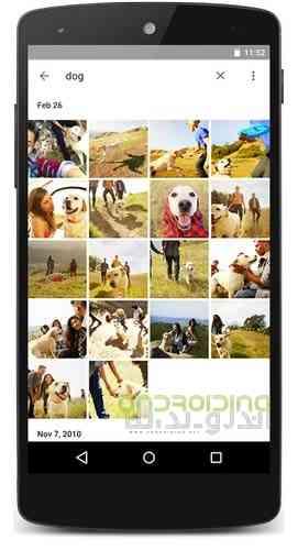 دانلود Google Photos 2.7.0.144769719 نرم افزار تصاویر گوگل 2