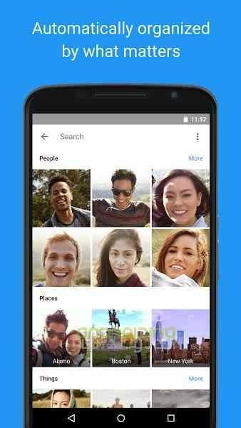 دانلود Google Photos 2.7.0.144769719 نرم افزار تصاویر گوگل 3