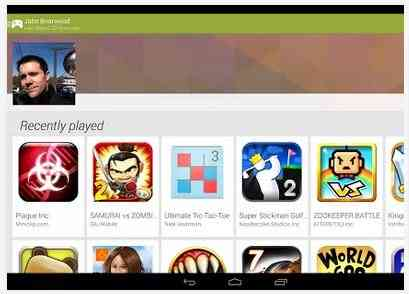 دانلود Google Play Games 3.7.22 گیم سنتر اندروید گوگل 2