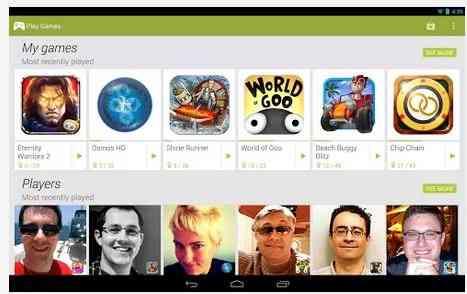 دانلود Google Play Games 3.7.22 گیم سنتر اندروید گوگل 1
