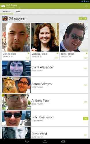Google Play Games | گیم سنتر اندروید گوگل