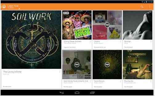 Google Play Music | پلیر رسمی گوگل - گوگل پلی موزیک