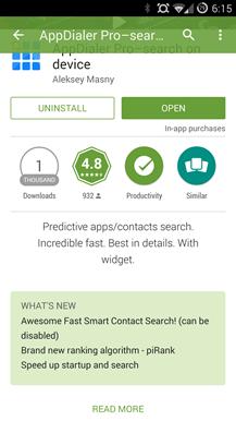 دانلود پلی استور Google Play Store 8.3.75.U مارکت رسمی اندروید 3