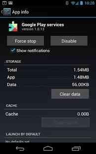 Google Play services | نرم افزار خدمات گوگل پلی
