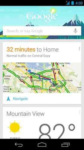 Google App   اپلیکیشن موبایل جستجوی گوگل