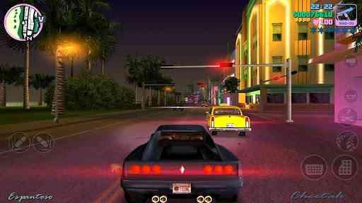 Grand Theft Auto Vice City 1.0.7 بازی فوقالعاده زیبا و باگرافیک جی تی آ اندروید 1
