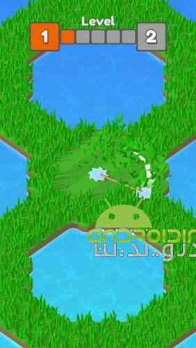 Grass Cut - بازی کوتاه کردن علف ها