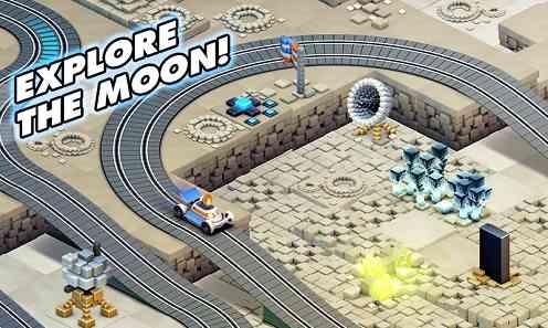 دانلود Groove Racer v1.0 بازی مسیر شیار مسابقه
