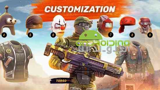 Guns of Boom - بازی اکشن صدای اسلحه