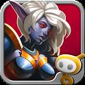 دانلود HEROES OF DESTINY v1.0.1 بازی مبارزه ای
