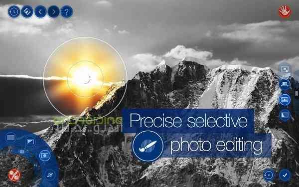 Handy Photo | ویرایش عکس با ابزارهای قدرتمند