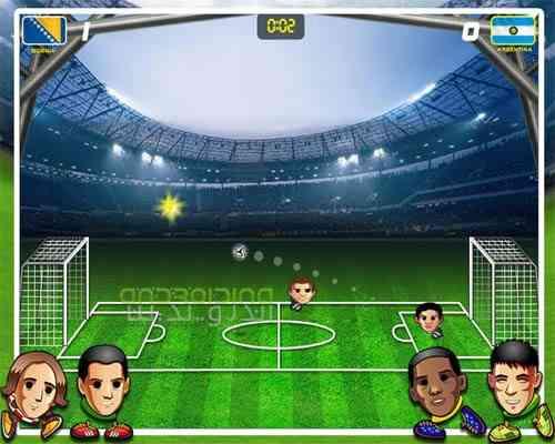 دانلود Head Soccer 6.0.12 بازی فوتبال کله ای اندروید 2