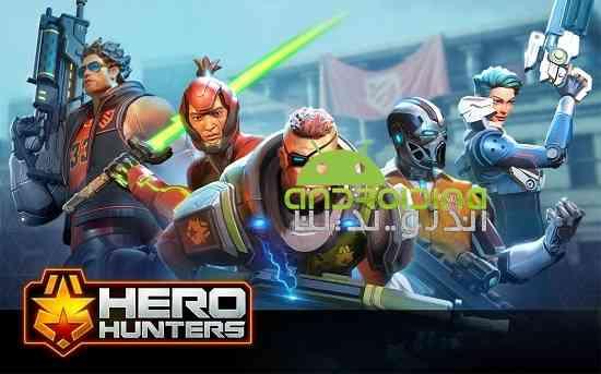 دانلود Hero Hunters 0.8.2 بازی اکشن قهرمانان شکارچی اندروید 1