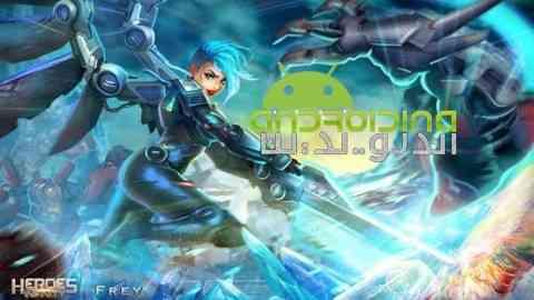 دانلود Heroes Infinity 1.9.4 بازی آنلاین قهرمانان بی نهایت اندروید 1