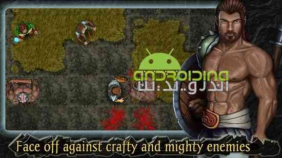 دانلود Heroes of Steel RPG Elite 4.4.19 بازی قهرمانان فولادی اندروید 1