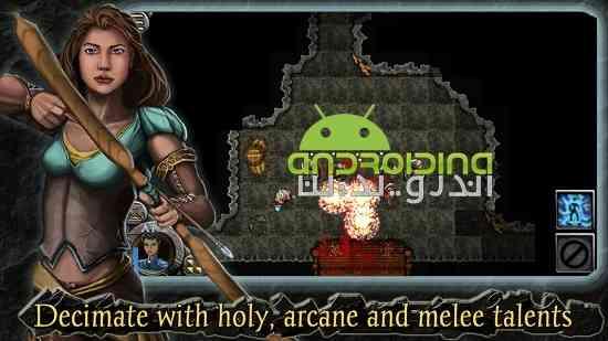 دانلود Heroes of Steel RPG Elite 4.4.19 بازی قهرمانان فولادی اندروید 2