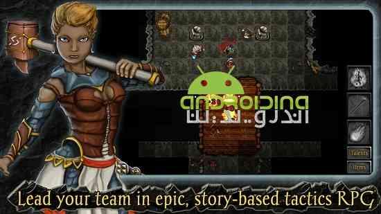 دانلود Heroes of Steel RPG Elite 4.4.19 بازی قهرمانان فولادی اندروید 3