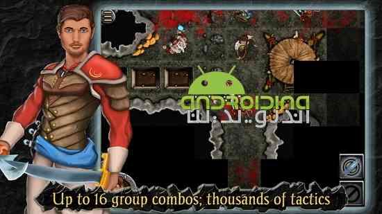 Heroes of Steel RPG Elite - بازی قهرمانان فولادی