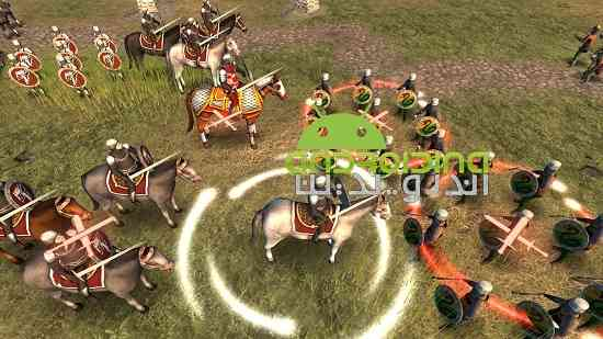 Hex Commander: Fantasy Heroes - بازی فرمانده هگز: قهرمانان فانتزی