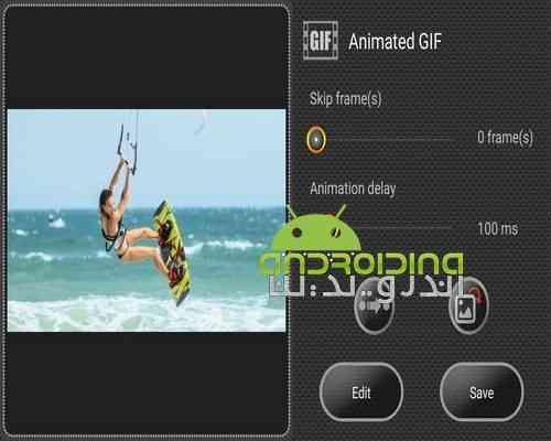 دانلود High-Speed Camera Plus 5.1.0 عکس برداری به صورت پشت سر هم در اندروید 2