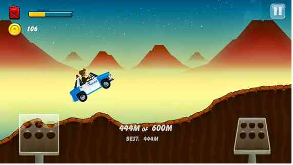 دانلود Hill Racing: mountain climb v3.24 ماشین سواری تفریحی