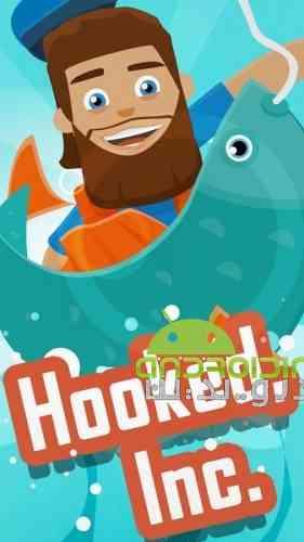 Hooked Inc: Fisher Tycoon - بازی قلاب: ماهیگیر سرمایه دار