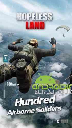 Hopeless Land: Fight for Survival - بازی زمین ناامیدی: مبارزه برای بقا