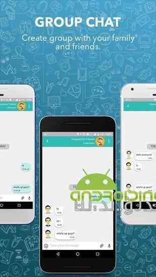 دانلود ای گپ IGap 0.0.10 پیام رسان و مسنجر ایرانی آی گپ اندروید 2