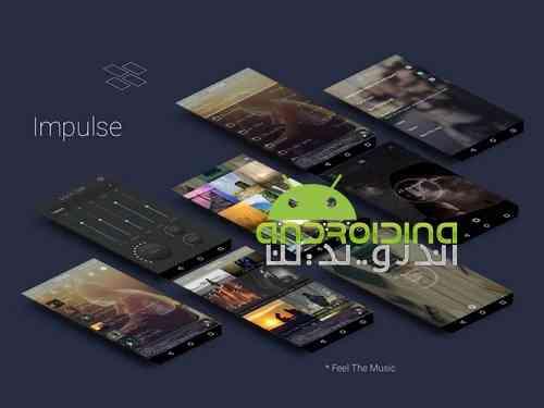 دانلود Impulse Music Player Pro 1.8.12 موزیک پلیر قدرتمند برای اندروید 2