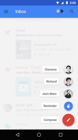 دانلود Inbox by Gmail 1.56.168919525 نرم افزار اینباکس گوگل اندروید 2