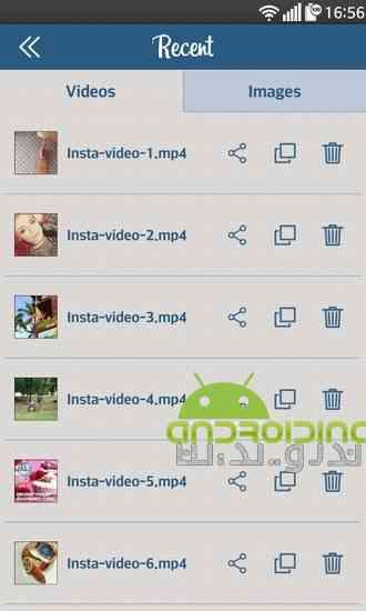 دانلود Insta Download – Video & Photo 1.5.1 دانلود عکس و ویدئو از اینستاگرام در اندروید 4