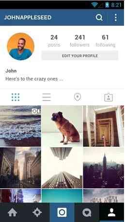 Instagram | شبکه اجتماعی اشتراک گذاری عکس اینستاگرام اندروید با بیش از 200 میلیون نفر عضو