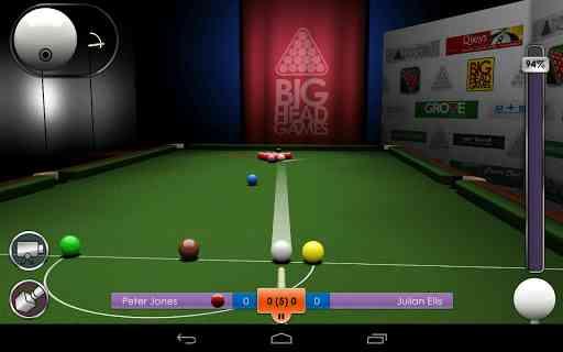 دانلود International Snooker Pro THD v1.5 بازی بیلیارد 2