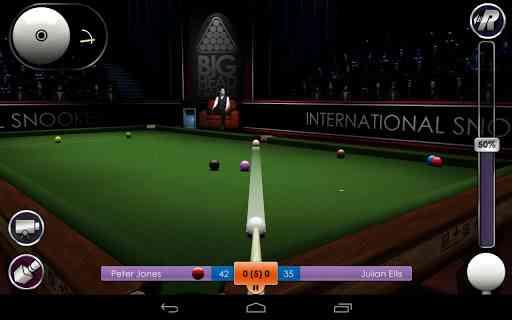 دانلود International Snooker Pro THD v1.5 بازی بیلیارد 1