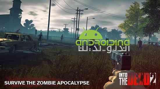 دانلود Into the Dead 2 1.0.8 بازی اکشن به سوی مرگ 2 اندروید 1