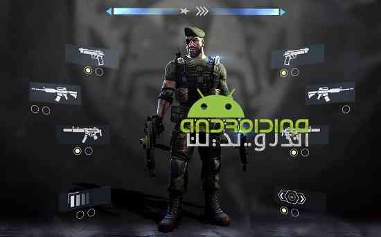 Invasion: Modern Empire - بازی آنلاین تهاجم: امپراتوری مدرن