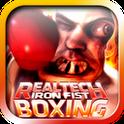 باازی زیبای بوکس وحشیانه Iron Fist Boxing v4.1.0