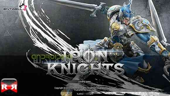Iron Knights - بازی شوالیه های اهنین