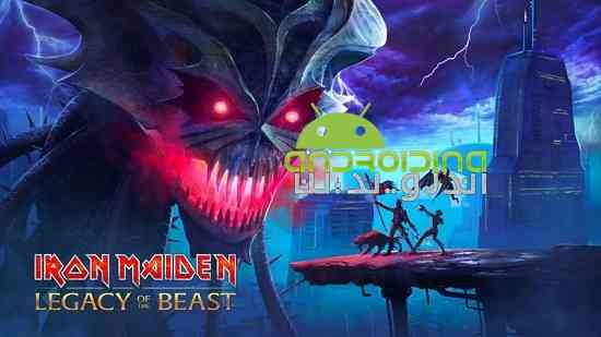 Iron Maiden: Legacy of the Beast - بازی مادر آهنی: میراث جانور
