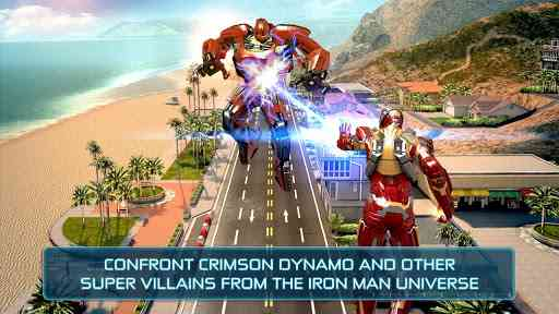دانلود Iron Man 3 v1.0.0 بازی زیبای مرد آهنی ۳