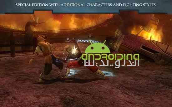 دانلود Jade Empire: Special Edition 1.0.0 بازی امپراتوری جید: نسخه ویژه اندروید 4