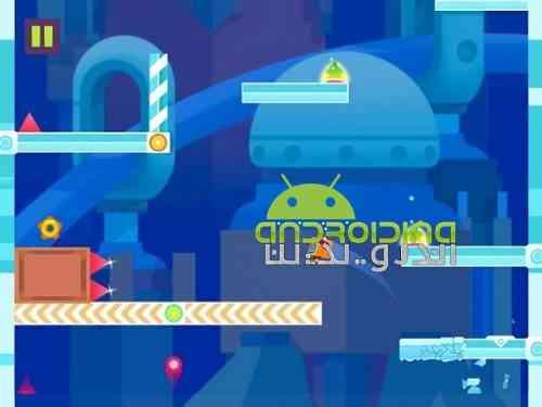 Journey Jump - بازی پازلی سفر پرشی