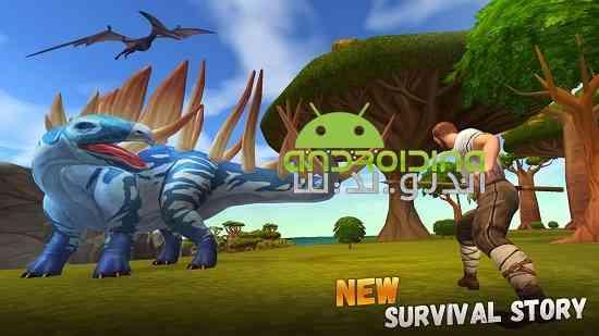 The Ark of Craft 2: Jurassic Survival Island