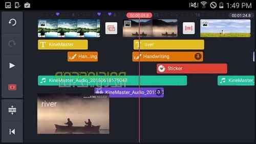 دانلود KineMaster – Pro Video Editor 4.1.0.9402 ویرایشگر حرفه ای ویدئو در اندروید 2