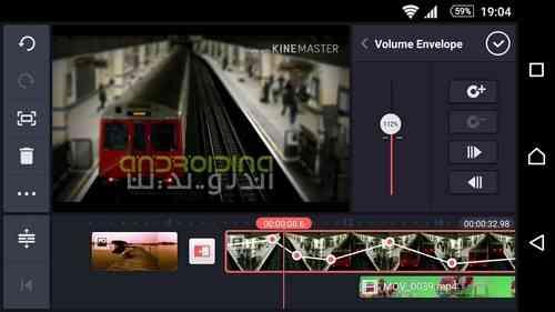 دانلود KineMaster – Pro Video Editor 4.1.0.9402 ویرایشگر حرفه ای ویدئو در اندروید 3