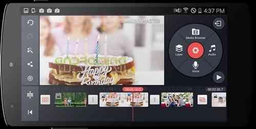 دانلود KineMaster – Pro Video Editor 4.1.0.9402 ویرایشگر حرفه ای ویدئو در اندروید 4