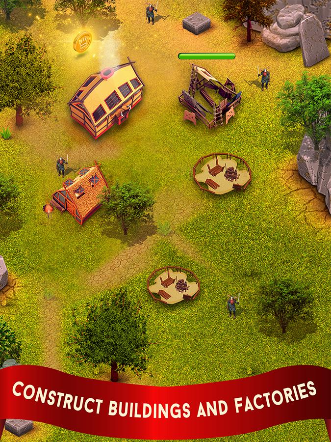 دانلود Kingdom Rises 1.4 بازی افلاین عصر پادشاهی اندروید 3