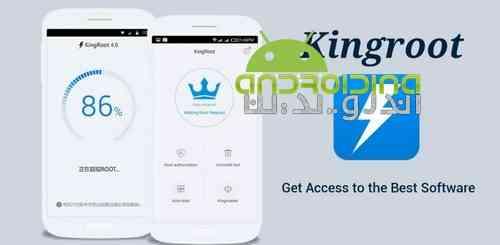 KingRoot |نرم افزار روت کردن اندروید