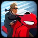 بازی بسیار زیبا و اعتیاد اورد متور سواری حرفه ای Lane Splitter v4.0.1