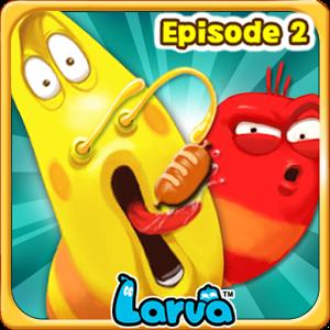Larva Heroes Episode 2